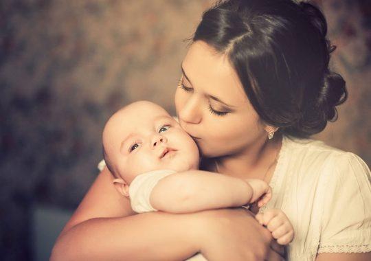 Responsibilities of mother toward newborn child