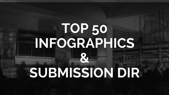 Infographics submission directories