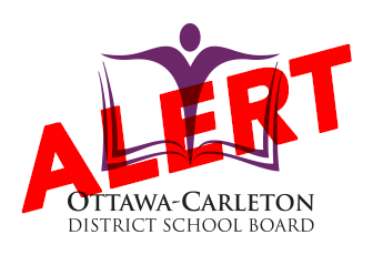 Earl of March Secondary School Will Be Closed  Monday, January 7, 2019  Due to a Broken Water Pipe
