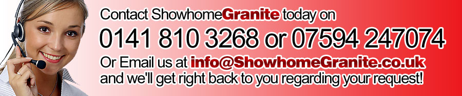 Granite Worktop Glasgow from Showhome Granite Galsgow