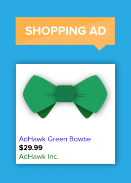 Shopping-ad-example