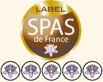 label lotus 5 spa de france SPA ( la vie est belle )