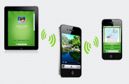 Wifi Transfer between iOS Devices
