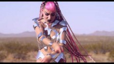 Grimes 'Genesis' music video