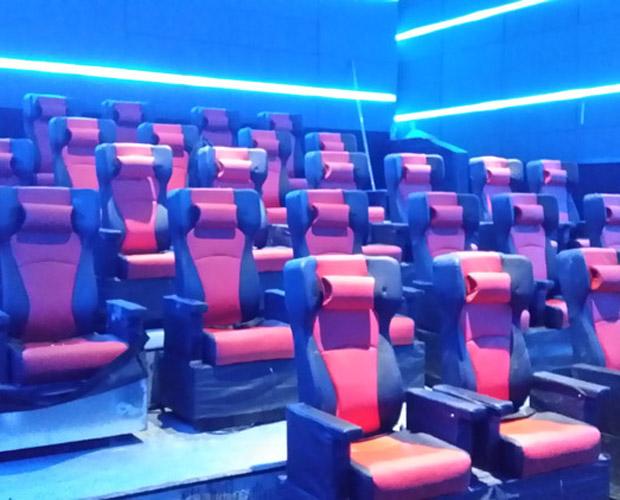 海啸大型5D影院