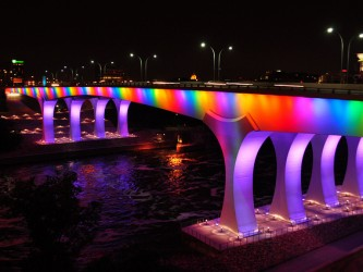 8 Incredible Ways That Cities Are Showing Their Acceptance For Gay Pride - 01