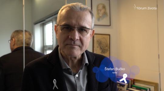 Štefan Bučko a Daniel Hevier podporujú kampaň Deň počatého dieťaťa 2018
