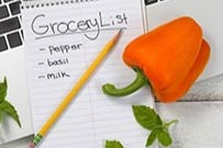 Korean Grocery List