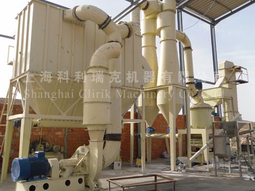 膨润土磨粉机-膨润土加工设备