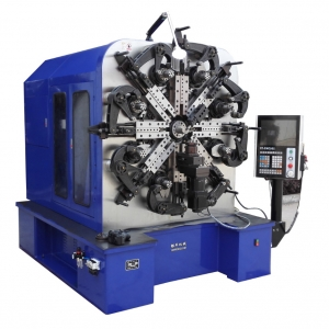 CNC-460电脑弹簧机械