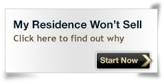 My Residence Won't Sell