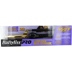 BABYLISS PRO by BaBylissPRO GT GOLD TITANIUM 1 MARCEL CURLING IRON