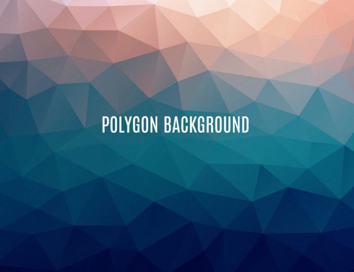 multicolor-polygonal-background