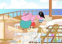 Peppa Pig en la casa de playa Online
