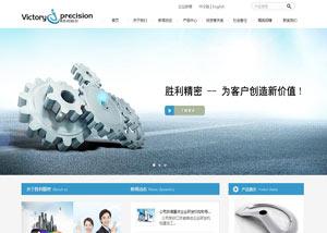 网站建设策划案例_苏州胜利精密制造科技股份有限公司