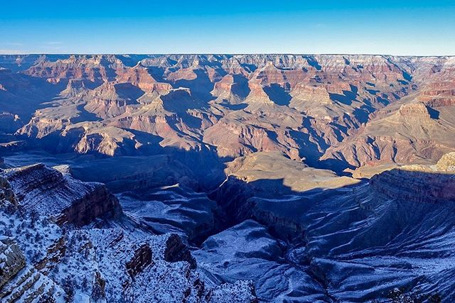 Ringing in the new year with some Grand Canyon vistas 🙌