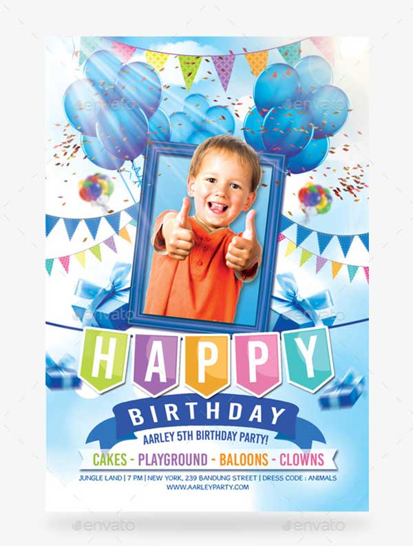Kids-Birthday-Party-Invitation-(-Boy-&-Girl-)