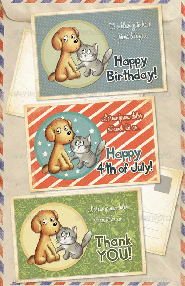 Birthday,-4th-of-July-and-Thank-You-Greeting-Cards