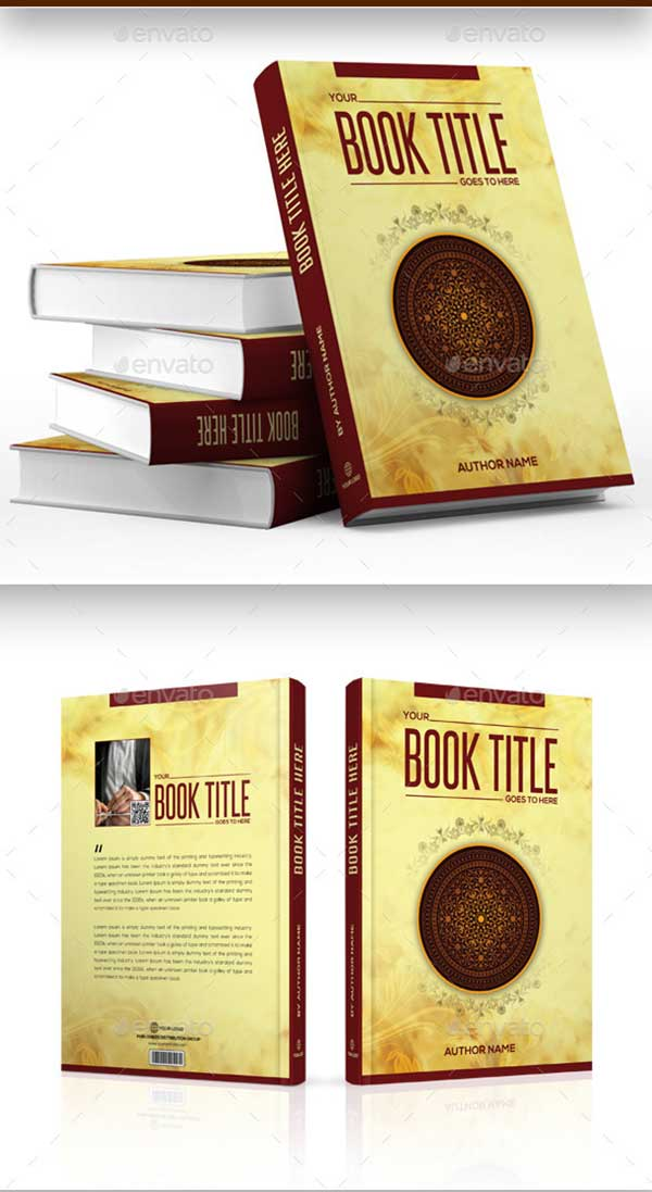 004_Vintage-Book-Cover-Template