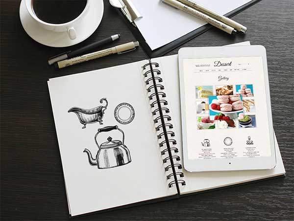 Free-Notebook-Mockup-Template