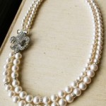 Necklace-Vintage Bridal Accessories