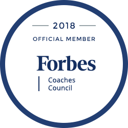 Forbes Coaches Council Membership Badge