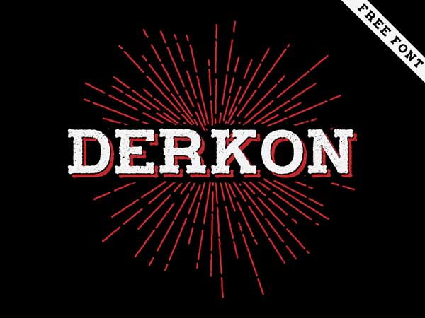Derkon-Typeface-Free-Download