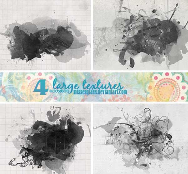 4-Watercolor-textures