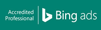 Glenn Gabe of G-Squared Interactive LLC is a Bing Ads Accredited Professional.