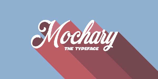 Mochary-Calligraphy-Font