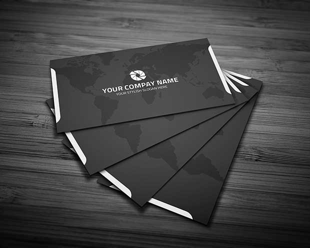 clean-corporate-business-card
