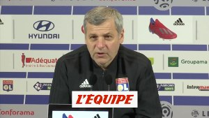 Genesio se méfie - Foot - Coupe de France - OL