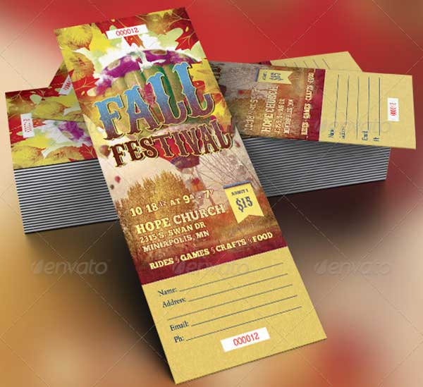 fall-festival-flyer-cd-ticket-template