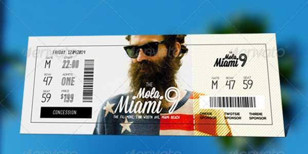 event-tickets-template-ii