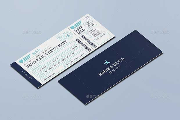 wedding-invitation-ticket