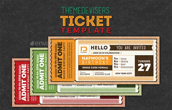 invitation-ticket