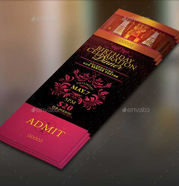 birthday-celebration-dinner-ticket-template