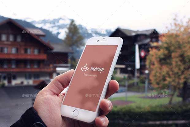 iphone-mockup-mountain