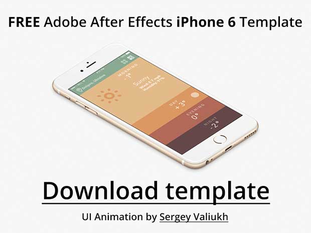 free-iphone-6-after-effects-template
