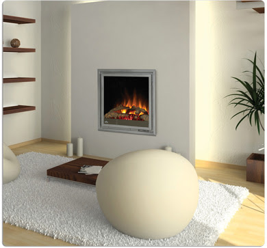 Fireplace Design Ideas - add elegance and style to your home | Modern