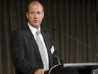 Hanover shareholder's director representative, Mark Hotchin (Source: NZPA / Dave Rowland)