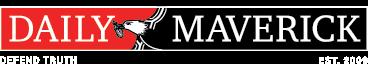 Daily Maverick mobile logo