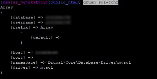 Common Drupal 8 Drush Commands