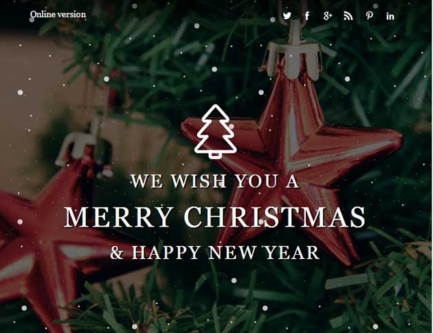 christmas-responsive-email-plus-stampready-builder