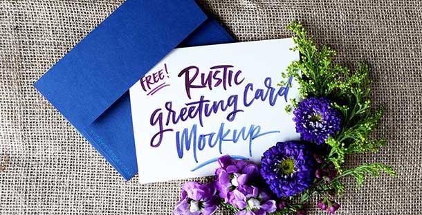 rustic-greeting-card-mockup