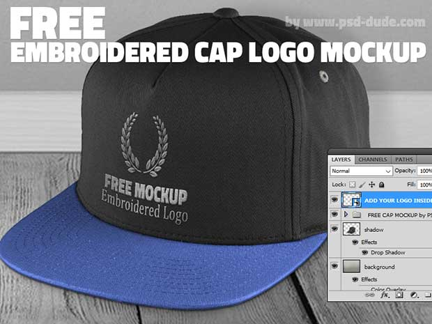 free-cap-mockup-psd-with-embroidered-logo