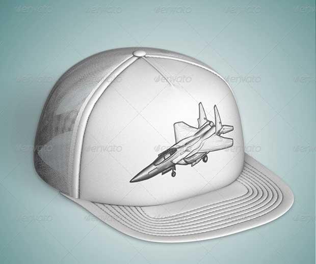 hat-mock-up
