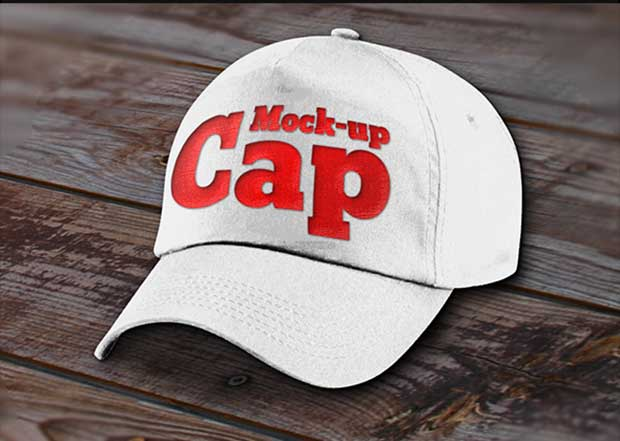 free-mock-up-cap