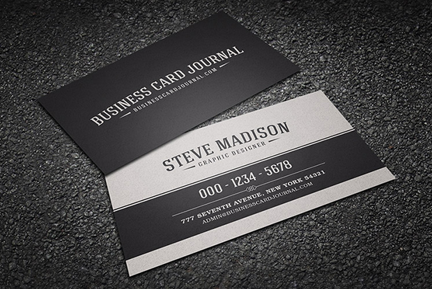 classic-black-white-vintage-business-card-template