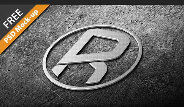 photorealistic-logo-3d-i-mock-up-free